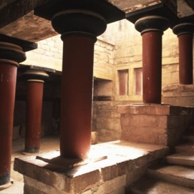 Des sites... des cadres incroyables-Knosos-Crète-Grèce