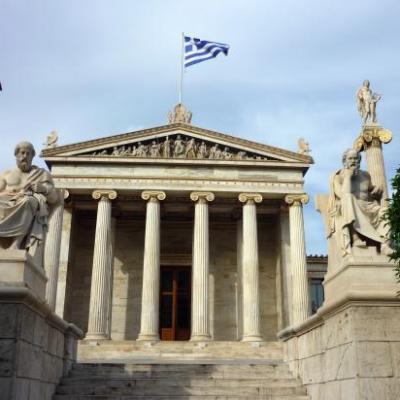 L'Akademie d'Athenes