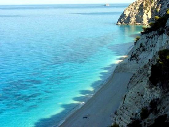 Les plages des îles Ioniènnes