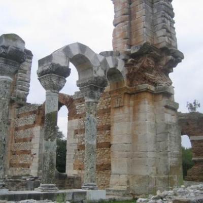Macedoine - site de Filippoi
