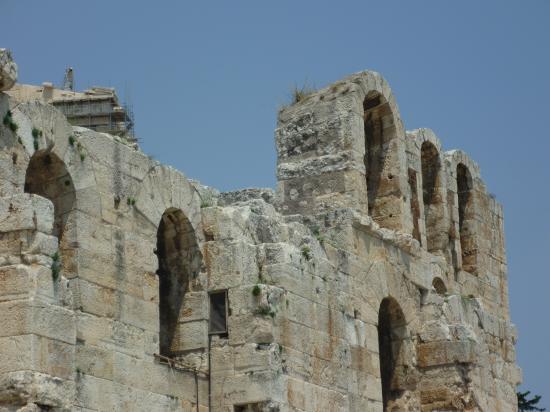 Theatre Herode Atticus-Athenes