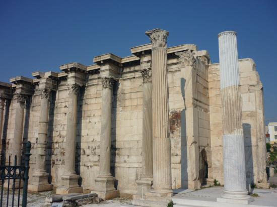 Site archeologique de l'Agora