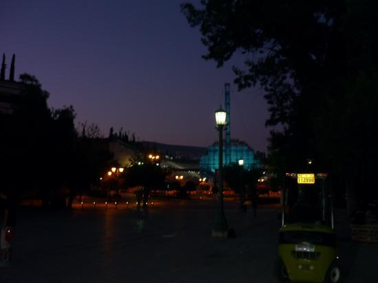 Stade Kalimarmaro-spécial Olympique 2011