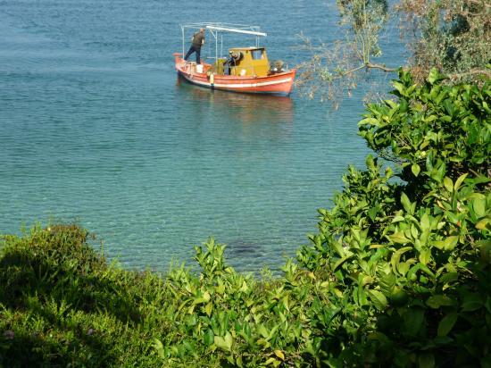 La visite du pêcheur - Chorto