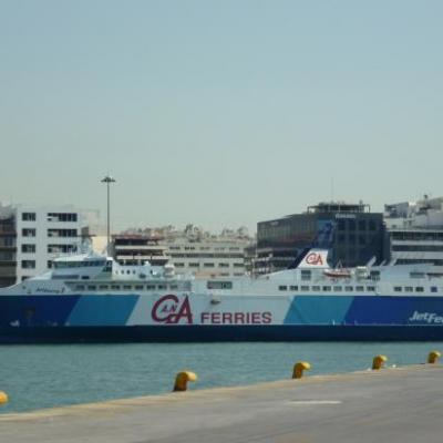 Port du Pirée