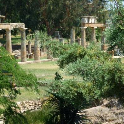 Site Archéologique de VAVRONA