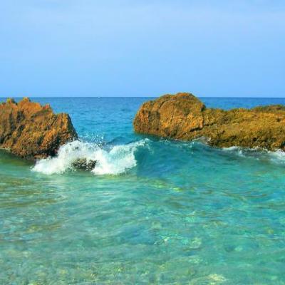 Grèce vacances plages paradisiaques