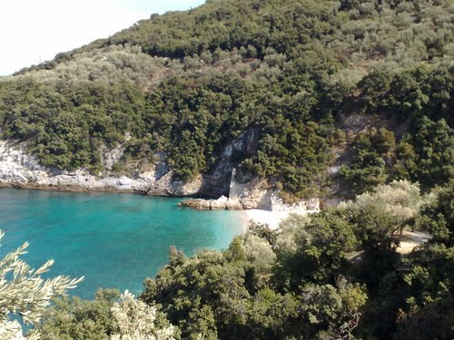 Labinou plage - Pilio