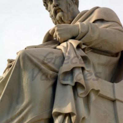 Platon - Akademie d'Athenes