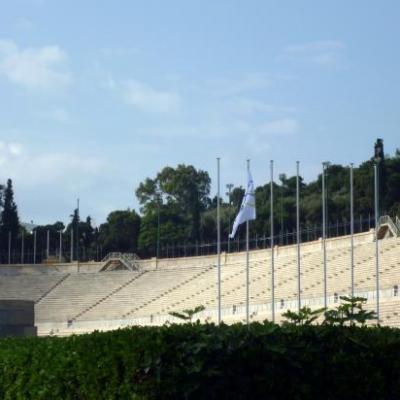 Stade Kalimarmaro-Athenes