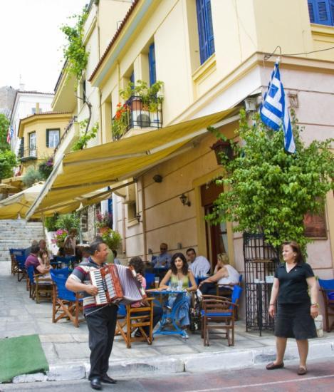 Folklore.... des rues conviviales