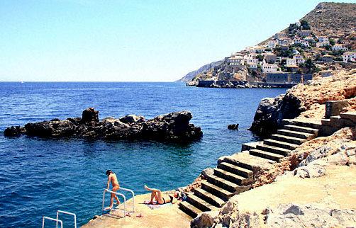 Une véritable piscine d'eau de mer !!!