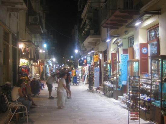 Rues de Plaka - Athènes