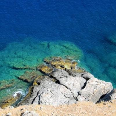 Couleur des mers de Grèce