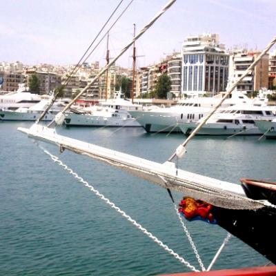 Port de Zeas - Pirée - Grèce