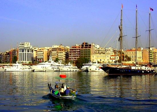 Zeas- Pirée - Grèce