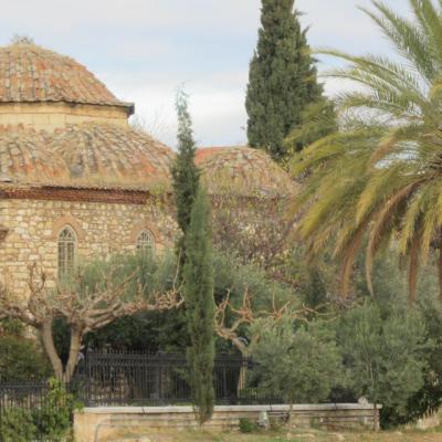 Athènes traces religieuses