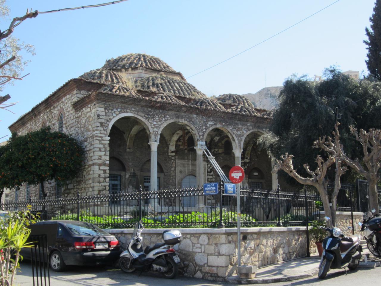 Eglise Byzantine-IMG_1310-© copyright Grèce Vacances