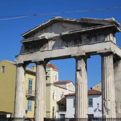 Athènes autres sites antiques
