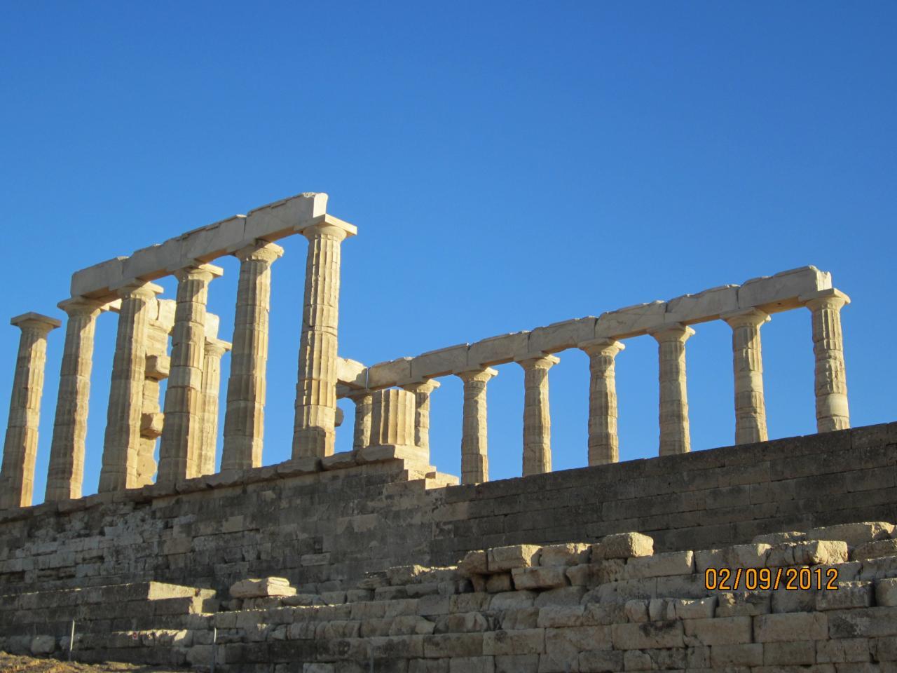 Image de Grèce - Cap Sounio