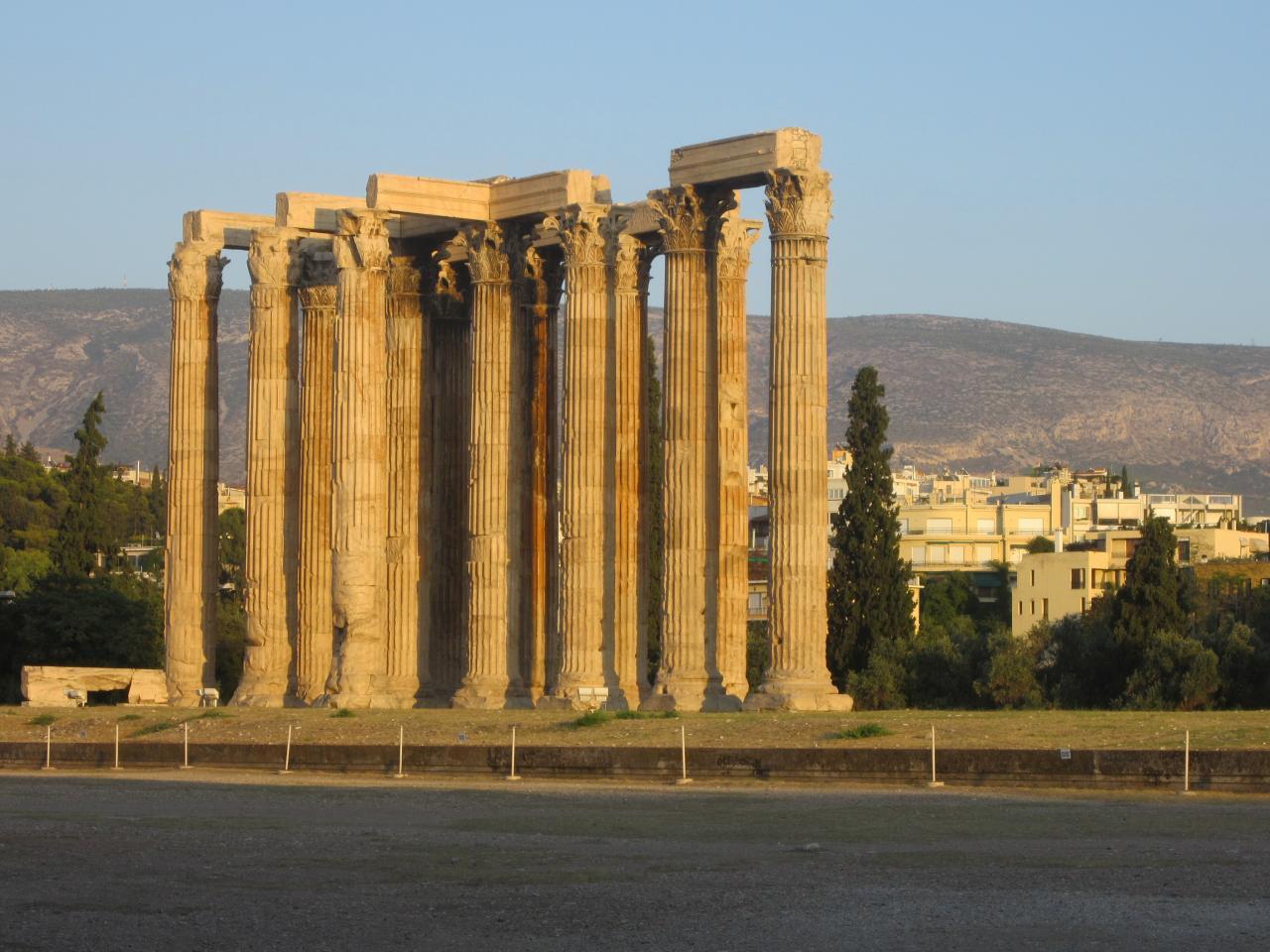 Temple de Zeus Olympien-IMG_4535-© copyright Grèce Vacances