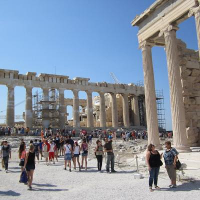 Athènes Acropole et ses Monuments