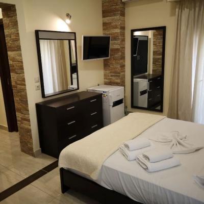 Loutraki lpi 06 double room extra bed