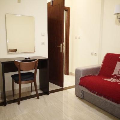 Loutraki lpi 07 double room extra bed