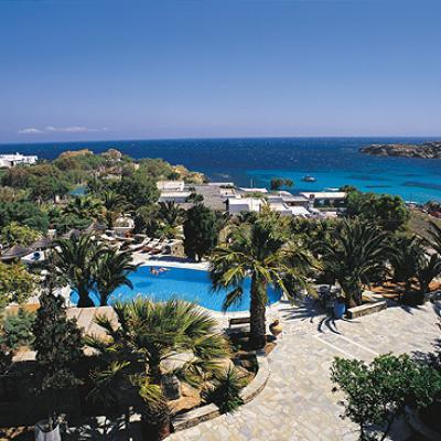 Hébergements Périple 3 îles: Santorin-Paros-Mykonos