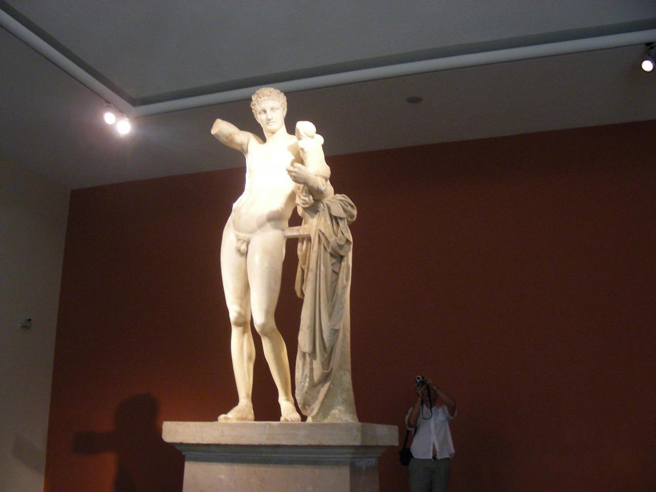 Olympia - Hermes