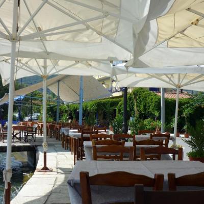 Tavernes à Platania Pélion