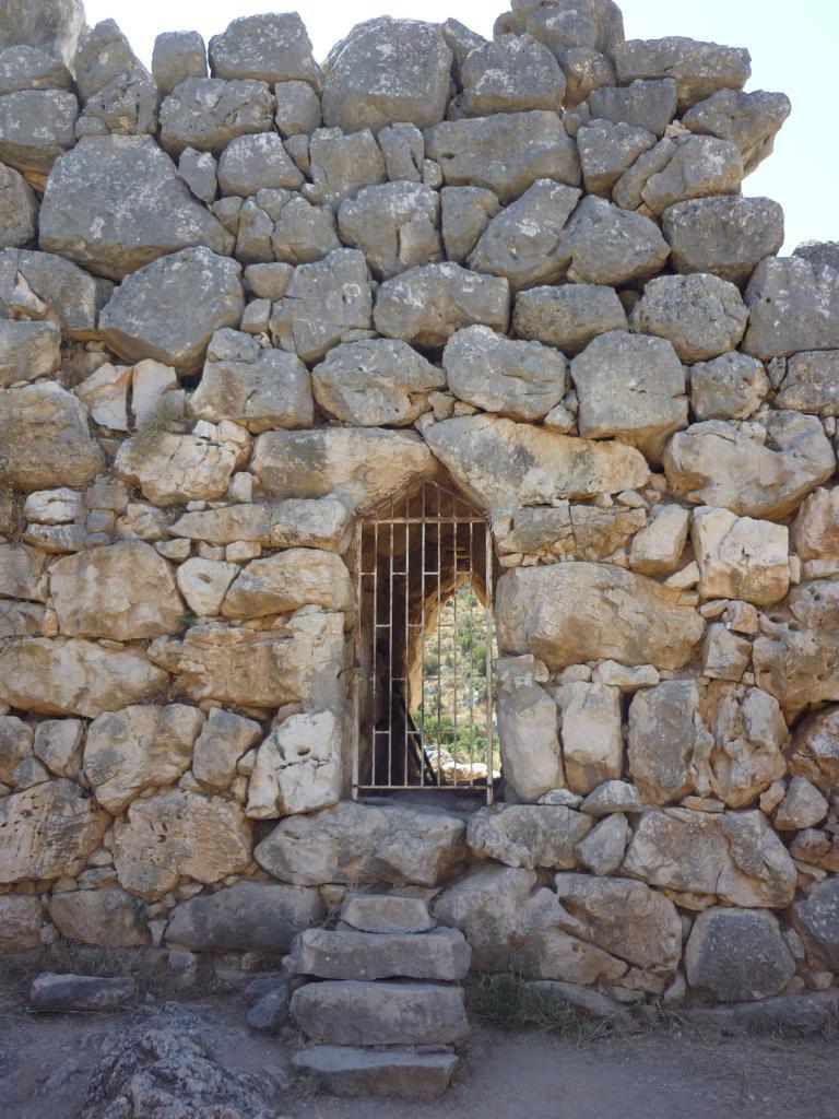 Site de Mycennes - Argolie