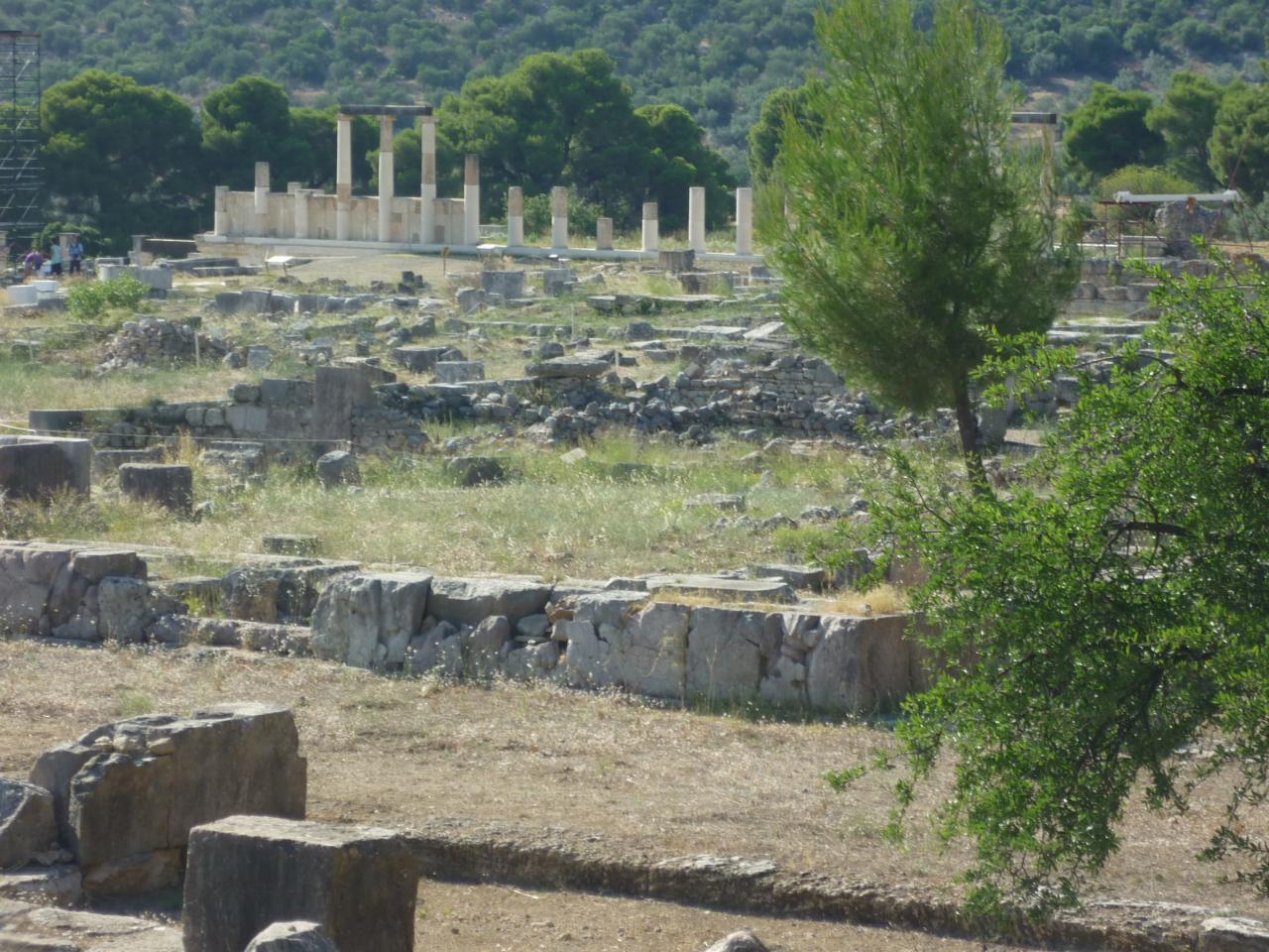 Askleipion d'Epidaure - Argolie