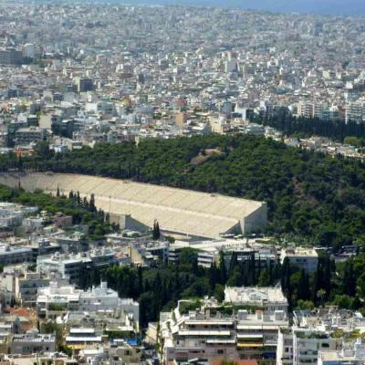 Panorama Athènes-P1010661