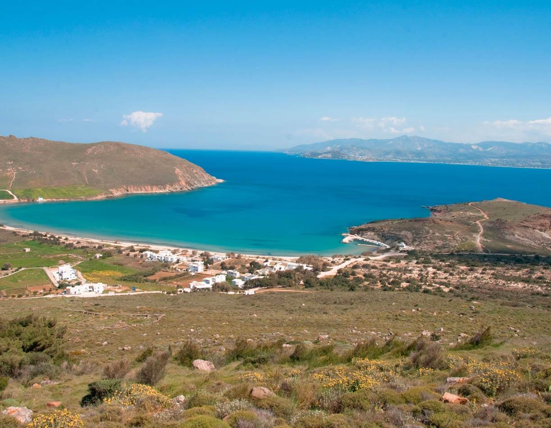 Images de l'île Paros
