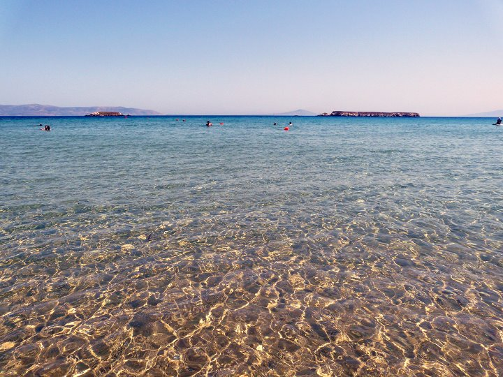 Images de l'ile Naxos