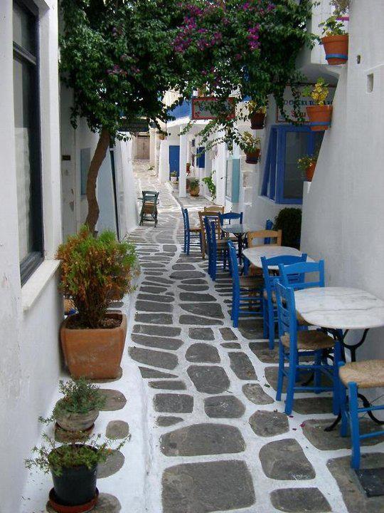 Images de l'ile Paros