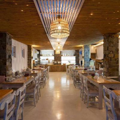 Paros - PAZ 15-Restaurant