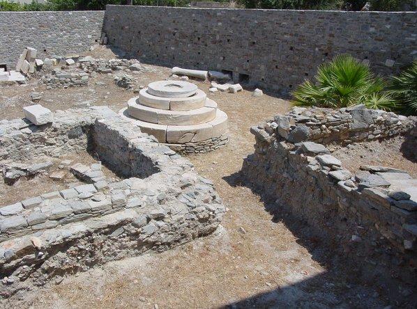 Paros31 sanctuaire d'Apollon