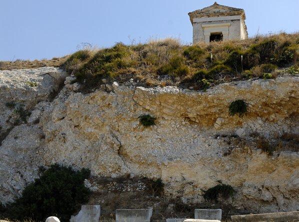 Paros41-sanctuaire d'asclepios
