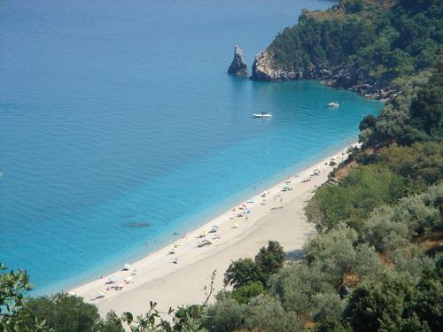 Pilio plage d'Agia Saranda