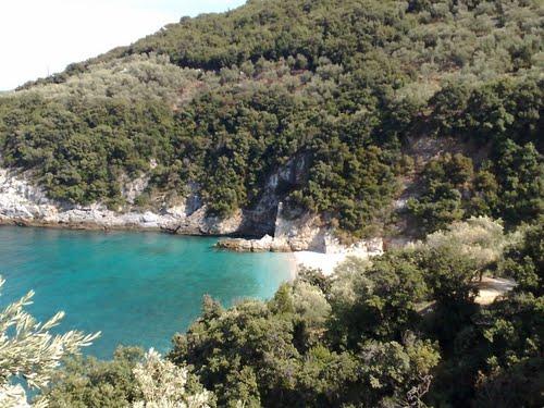 Pilio plage de Labinou