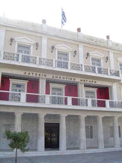 Pyrgos théâtre - Elia