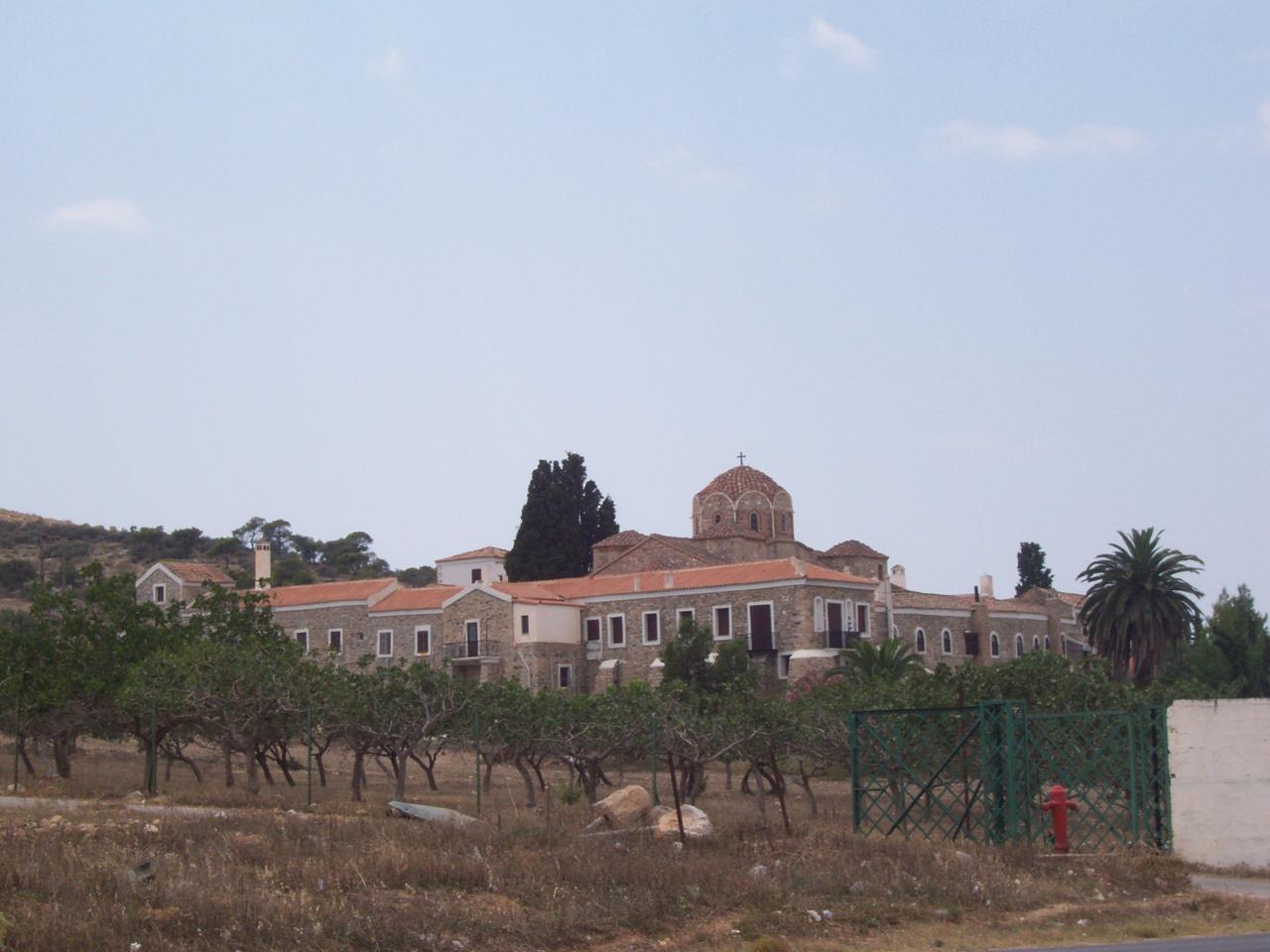 Salamina07-Monastère de Faneromeni