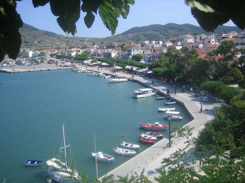 Skopelos04-le port