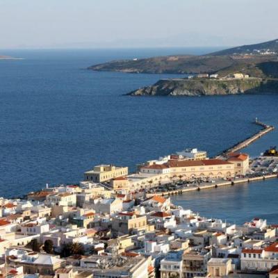 SYROS(Île de)