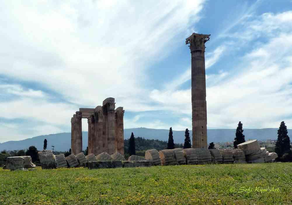 Temple de Zeus-P1040487