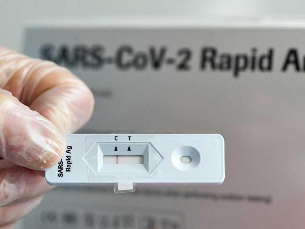 2021 covidrapid test