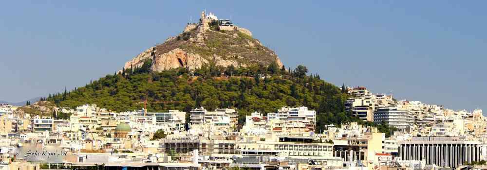 Lycabette & Ville d'Athènes - img 1627 bande