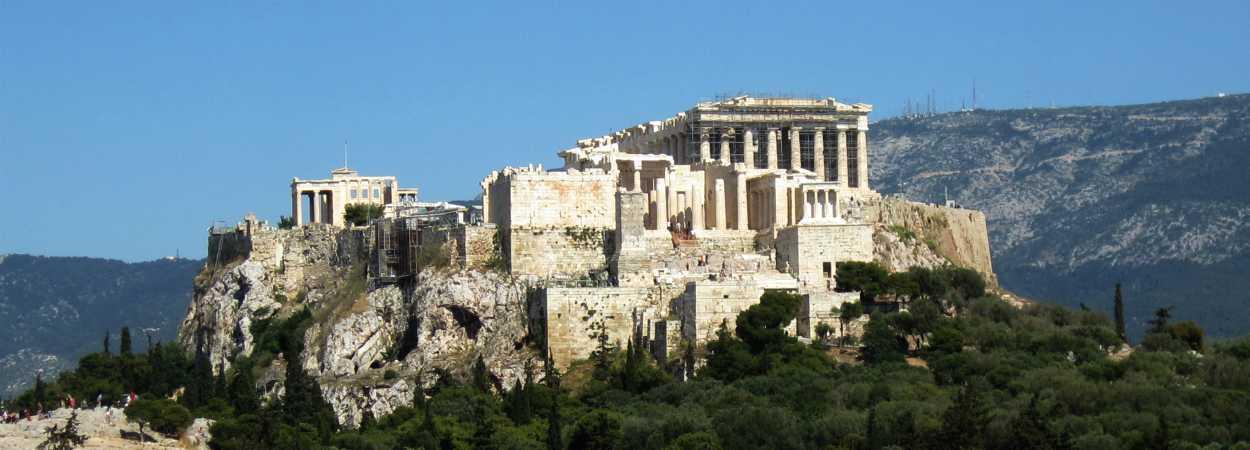 Visites d'Athènes et sites antiques